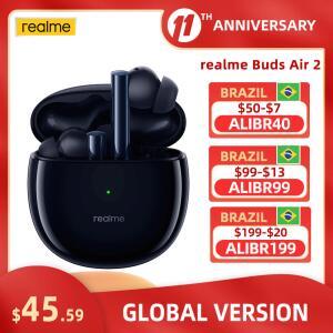Fone Bluetooth Realme Buds Air 2 - R$257