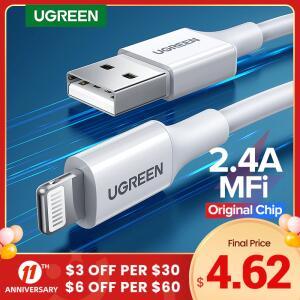 Cabo USB pra iphone 12 mini Ugreen mfi 0.5mm R$85