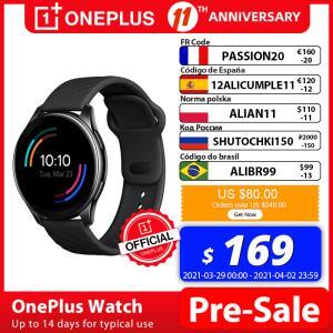 Smartwatch OnePlus Watch 4GB | R$961