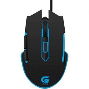 Mouse Gamer PRO M5 RGB Preto FORTREK, Fortrek, Mouses - R$55
