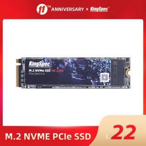 (Primeira compra) SSD M.2 512 GB KINGSPEC - R$259