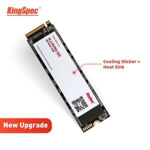 Ssd Kingspec M2 1TB R$524