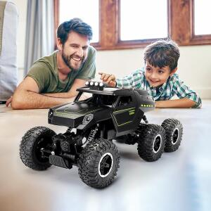 Carro de controle Remoto Pickwoo C12 Big Size 39CM 1:12 RC Car R$281