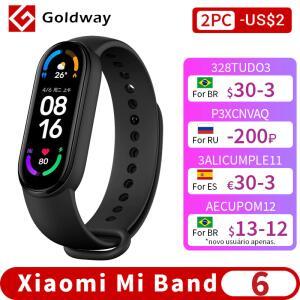Smatband Xiaomi Mi Band 6 | R$204