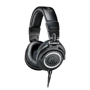 Fone de Ouvido Profissional Audio-Technica ATM-M50x   R$ 1.282