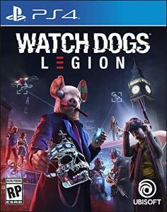 Watch Dogs Legion - Mídia Física | Prime | PS4 | R$ 129