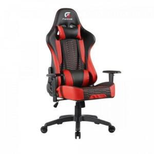 Cadeira Gamer Cruiser Preta/Vermelha FORTREK | R$1.179