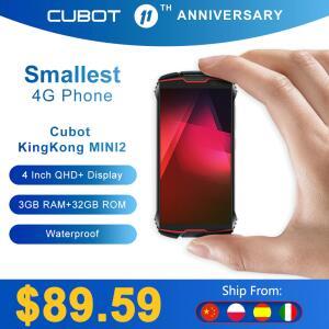 Smartphone Cubot KingKong Mini2 3GB+32GB | R$499