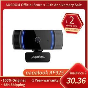 Webcam PAPALOOK AF925 | R$146