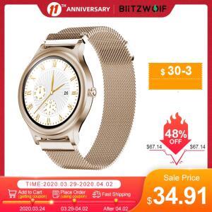 SmartWatch BlitzWolf® BW-AH1 R$216