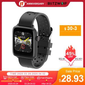 Smartwatch Blitzwolf BW-HL1 Pro R$209