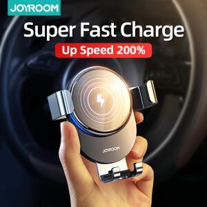 Carregador sem Fio para Automoveis 15W Joyroom | R$118