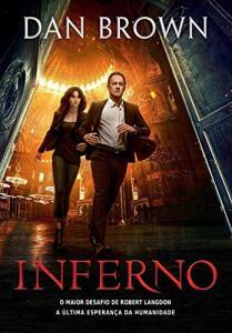 Livro Inferno - Robert Langdon