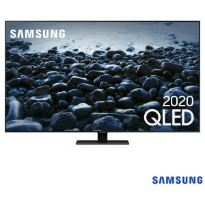 "Samsung Smart TV QLED 4K Q80T 55"" | R$4599"