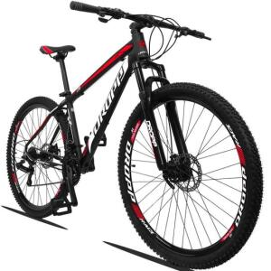 Bicicleta Dropp Z3 Aro 29 Câmbios Shimano 24v Câmbio TZ | R$1740