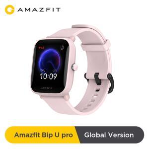 Relógio Smartwatch Amazfit Bip U Pro Preto | R$340