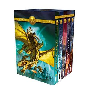 (Prime) Os Heróis do Olimpo - Box   R$ 180