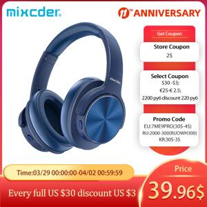 Fone de ouvido Mixcder E9 Pro | R$185