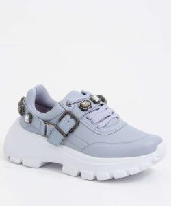 Tênis Feminino Chunky Sneaker Pedraria Vizzano - Tam. 33 | R$70