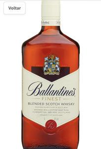 Whisky Ballantines Finest - 1 Litro R$65