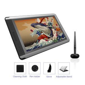 Mesa Digitalizadora Huion kamvas 16 GT-156HD v3 | de R$1345