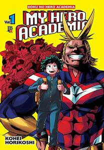 [PRIME] My Hero Academia - Vol. 1   R$18,90