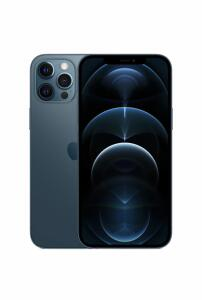 "iPhone 12 Pro Max Apple 128GB Azul-Pacífico Tela de 6,7"" - R$8090"