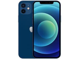 "iPhone 12 Apple 128GB Azul Tela 6,1"" | R$5533"