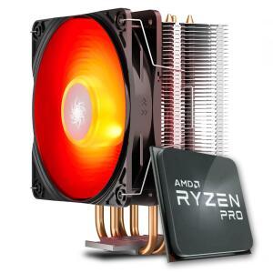 Processador AMD Ryzen 3 PRO 3200GE 3.3ghz Com Vídeo + Cooler DeepCool Gammaxx 400 V2 | R$ 759