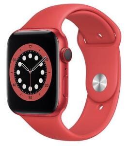 Apple Watch Serie 6 GPS 40MM Vermelho | R$2.799