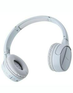 Fone de ouvido Bluetooth Pioneer Over-Ear Branco