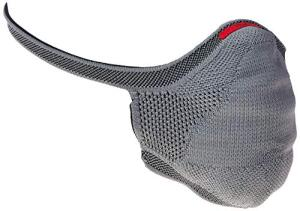 Máscara Esportiva Knit, Fiber | R$ 48