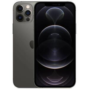 "iPhone 12 Pro Apple (128GB) Grafite tela 6,1"" Câmera tripla 12MP iOS R$7216"