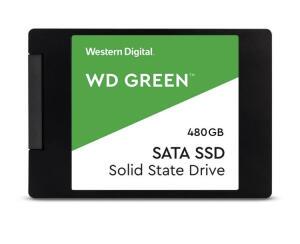SSD WD Green 480GB 545MB/s WDS480G2G0A WESTERN DIGITAL R$377