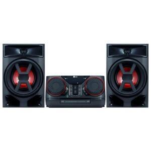 Mini System LG CK43 220 W Bluetooth,USB | R$ 569