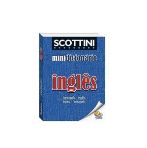 [PRIME] Scottini - Minidicionário: Inglês Capa Dura | R$2,87