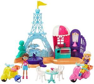 [Prime] Polly Pocket Aventuras em Paris, Mattel, Multicor | R$81