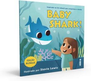 Prime - livro bilíngue Baby Shark! - R$4,90