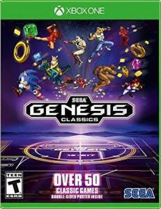 Sega Genesis Classics - Xbox One R$52