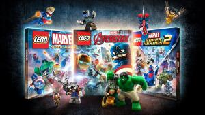 XBOX ONE / SERIES: Coleção LEGO® Marvel R$46