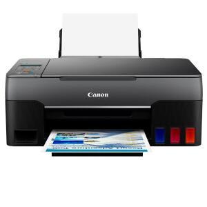 Multifuncional Tanque de Tinta Canon MegaTank G3160 Wireless - Impressora, Copiadora, Scanner R$826