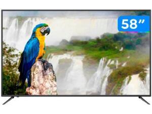 "[APP] Smart TV 58"" JVC 4K HQLED Android R$2564"