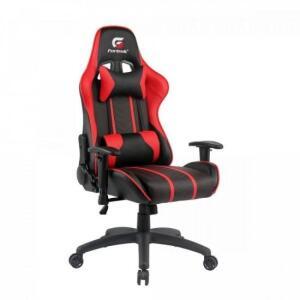 Cadeira Gamer Black Hawk Preta/Vermelha FORTREK R$1067