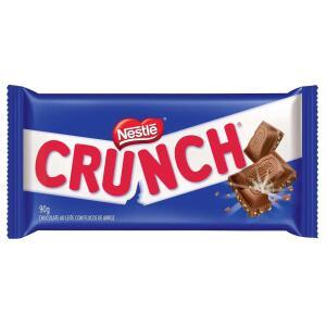 (Leve 4 pague 3) Chocolate Crunch NESTLÉ 90g R$2,99