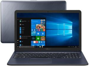 "(Ouro+cupom) Notebook Asus X543UA - i3 4GB 256GB SSD 15,6"" | R$2602"