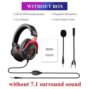 HEADSET GAMER EKSA E900 7.1 R$55