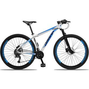 Bicicleta 27 Marchas Freio Hidráulico Dropp Aluminum Aro 29 Câmbio Traseiro Shimano Acera R$2099