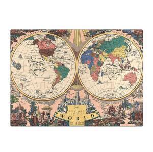 [PRIME] Quebra-cabeça 1000 peças - O Novo Mapa do Mundo - 1928 R$40