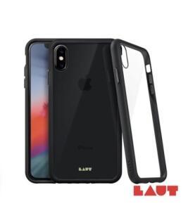 Capa iPhone XS Fundo em Vidro   R$4,85