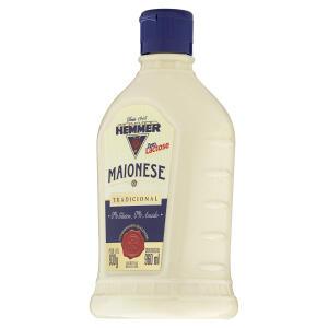 **Somente SP ** Maionese Hemmer 930gr s/ lactose | R$11